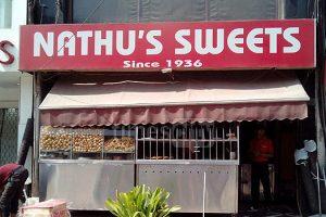 nathu's sweets