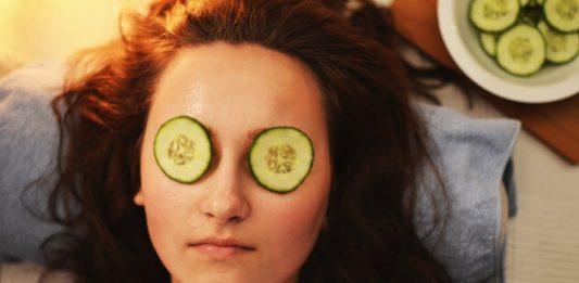 Fruit face packs for anti-aging