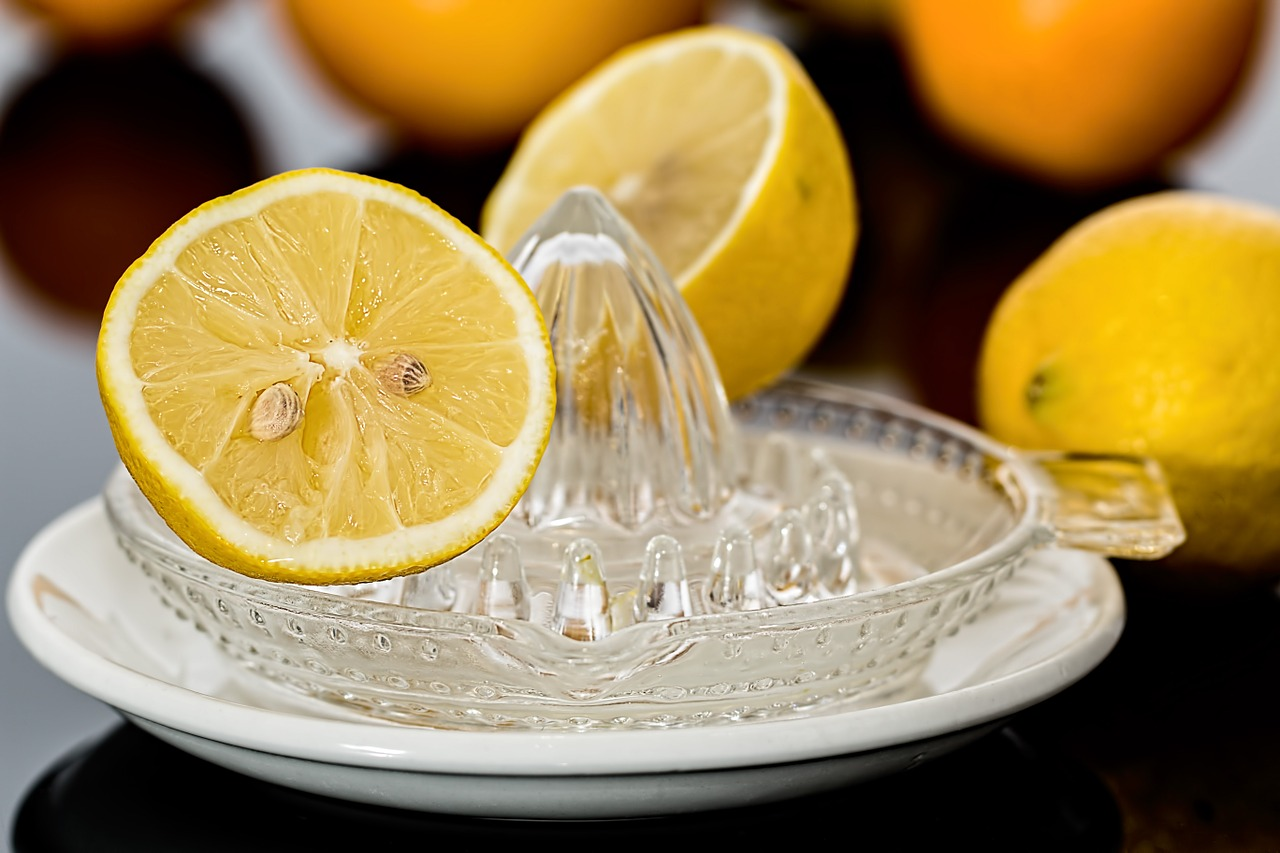 lemon juice for faster nail growth