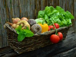 vegetables-Foods to Eat for a Healthy Liver